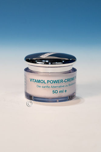 Vitamol Power Creme Plus