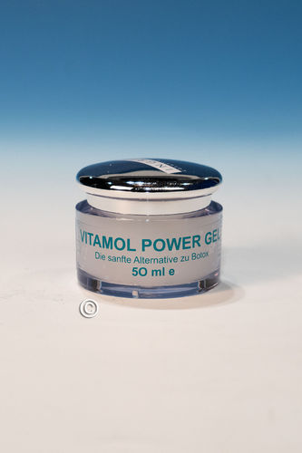 Vitamol Power Gel
